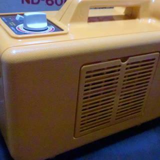 ニチデン レトロな布団乾燥機(ND-600)長期保管美品