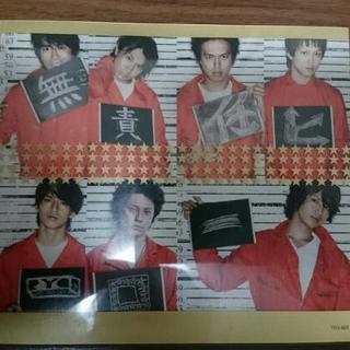 A0790/無責任ヒーロー/関ジャニ∞/邦楽/CD