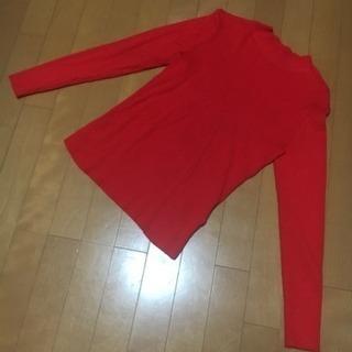 H&M クリスマスカラー☆ タイト セーター
