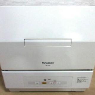 【中古】Panasonic 食器洗い乾燥機 プチ食洗 NP-TC...