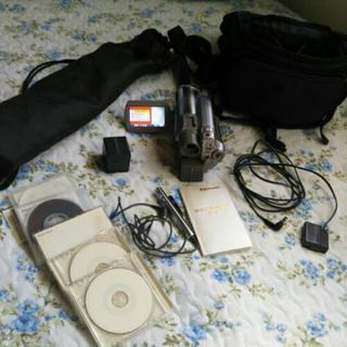 ビデオカメラパナソニックDVDカメラ