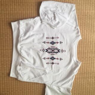 レディース トレーナーM 刺繍 2枚