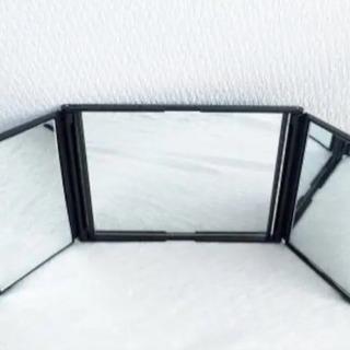 三面鏡 卓上 拡大鏡
