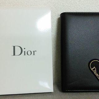 Christian Dior ノベルティー ノート