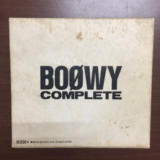 Boowy コンプリート