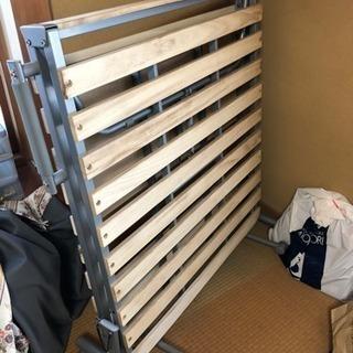 折りたたみ式 ベッド