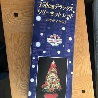 クリスマスツリー デラックス セット