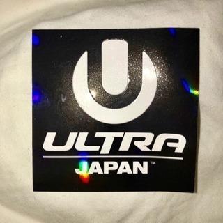 新品 ULTRA JAPAN ウルトラ♪EDM ダンス ミュージッ...