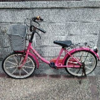 16インチ子供自転車
