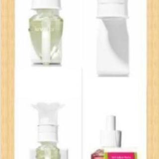 【bath&body】プラグイン芳香剤