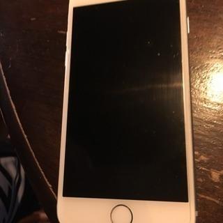 iPhone8 シルバー 64