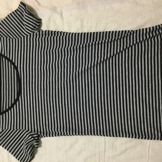 ボーダー Tシャツ M