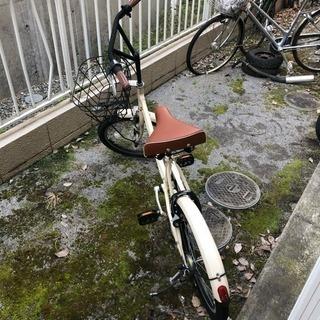 ギアチェン無し自転車
