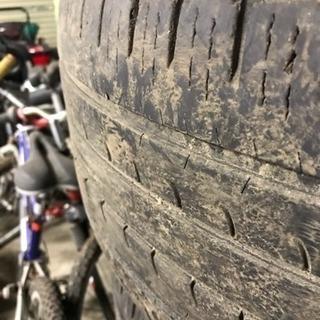 取引先決まりました。ランドクルーザープラドTXリミテッド廃タイヤ+ホイール売ります! - 南都留郡