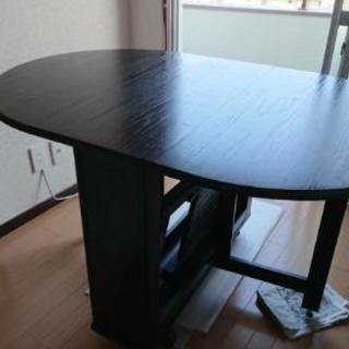 【取引中】テーブル   椅子4脚