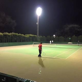 ■ITP■  テニス 初級レッスン(1,500円/1時間+コート代)