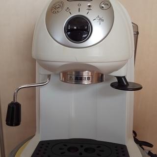 デロンギのエスプレッソ・カプチーノメーカー EC200N