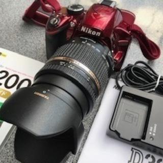 Nikon デジタル一眼レフカメラ D3200 18mm-270mm