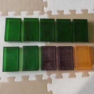 【ネット決済・配送可】プラスチックの名刺ケース 10個