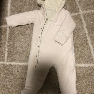 美品 ラルフローレン ジャンプスーツ サイズ80