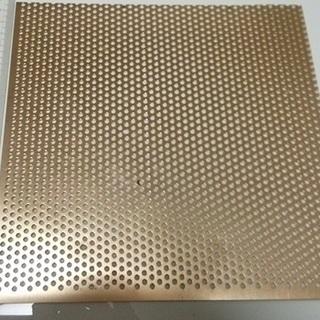 アルミ パンチ穴板
