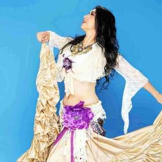 美と健康のベリーダンス、ららぽーと富士見JEUGIAカルチャー、...