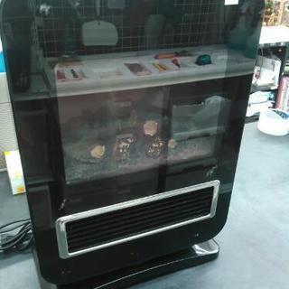 MARUTAKA  暖炉風セラミックヒーター MA-675 (2...