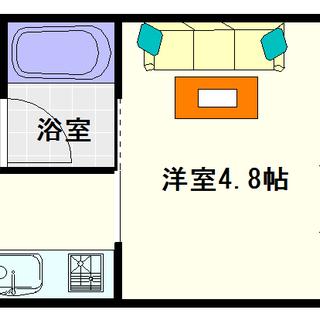 【N°77NANBA】6号タイプ!2Kタイプ!ユッタリめの生活を...