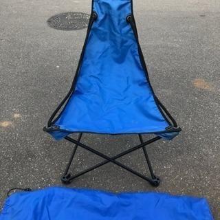 ACTUS アクタス ゆったり座れる 野外 キャンプ用チェアー