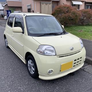 平成18年式・ダイハツ・エッセ・4WD・車検あり