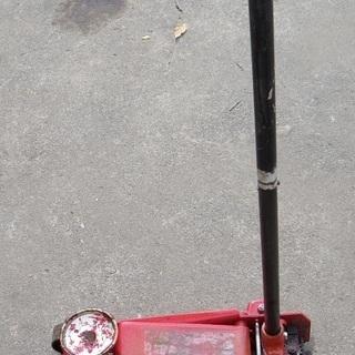 ガレージジャッキ  油圧式 フロアジャッキ