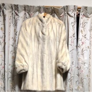 美品‼️  サガミンクのコート
