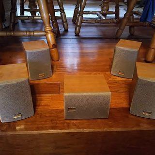 Onkyo speaker D-L1 (Fr/Fl/Ct/Rr/...