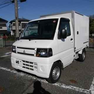 H22 ミニキャブトラック -5℃冷凍冷蔵車 タイミングベルト交...