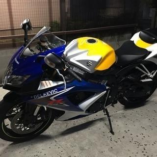 スズキ GSX-R600 K8 逆車フルパワー/ETC/L1純正...
