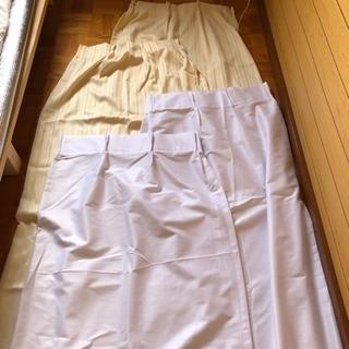【うっちー様商談中】カーテン セット レースカーテン付