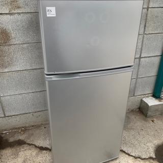 2010年製SANYO2ドア冷蔵庫109L