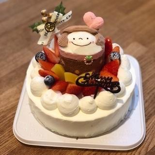 武庫川女子大近く、去年9月にオープンしたばかりのケーキ屋さん★接...