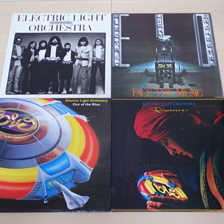 E.L.O. ELECTRIC LIGHT ORCHESTRA /...