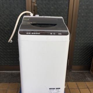シャープイオンコートES-TG55K 2010年式洗濯機