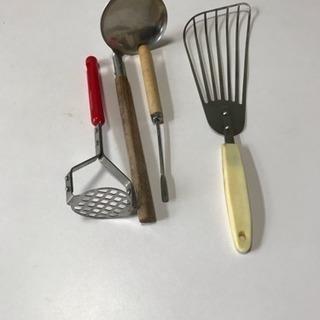 調理器具セット☆