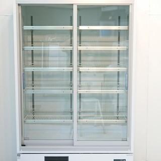 大和冷機 リーチイン冷蔵ショーケース 453AUJ 2011年製...
