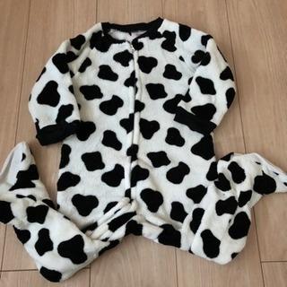 美品]モーモー牛 90 冬服