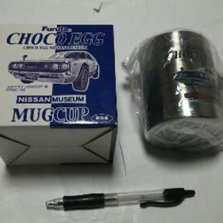 チョコエッグ、ケンメリGT-Rマグカップ