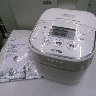 札幌 2014年製 タイガー 3合炊き マイコン炊飯器 JBU-...