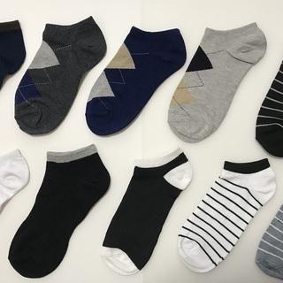 靴下 新品 まとめ売り  30足 3200円 未使用品 くるぶし...