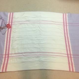 電子制御敷き毛布