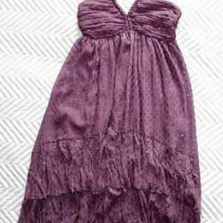 パープルドレス 7号 36 紫