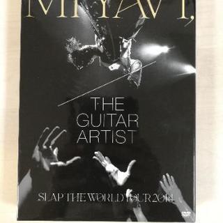 MIYAVI DVD SLAP THE WORLD TOUR