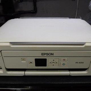 EPSON インクジェット複合機 Colorio PX-405A